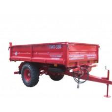 Полуприцеп малогабаритный тракторный самосвальный, ПМТ-330 (на Т-25, МТЗ-320), П000026074