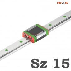 Блок системы линейного перемещения, MGN15HZ1HM