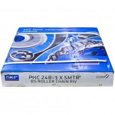 Цепь приводная роликовая PHC 24B-1X5MTR