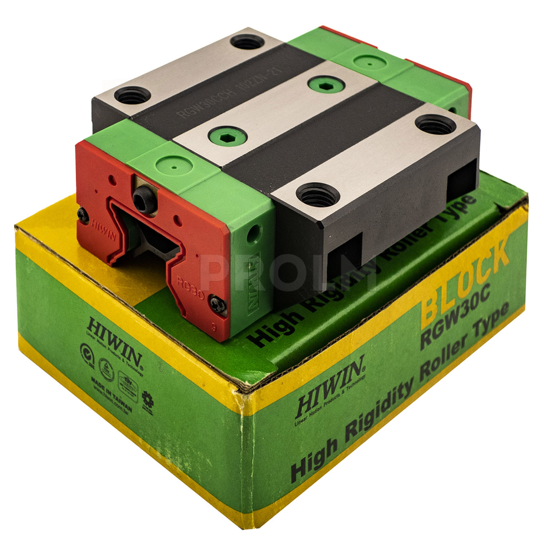 Блок системы линейного перемещения  HIWIN RGW30CCZAH