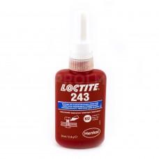 Резьбовой фиксатор средней прочности, LOCTITE 243, 50мл