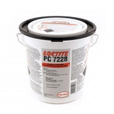 Белое защитное покрытие, наносимое кистью, LOCTITE PC 7228, 1кг