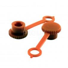 Красные колпачки для H1 9500111