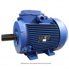 Электродвигатель АИРС132М6-ЕУ2-220/380-50IМ3081-К31Е-ААА IЕ1(8,5*1000) флан