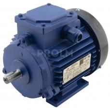 Электродвигатель АИР71А4-У2-220/380-50IМ1081-Р.К.В.К31Е-ААА (0,55*1500) лапы