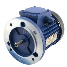 Электродвигатель АИР71В4-У2-220/380-50IМ2181-Р.К.В.К31Е-ААА IЕ1 (0,75*1500) d20=85мм комб мал.фл